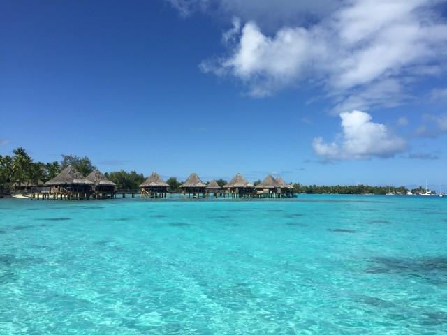 タヒチ星のや/ランギロア島1
