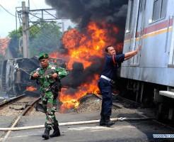 インドネシアの治安の悪さ