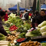 中国駐在妻の実際:市場で買った生野菜は1時間流水で洗う