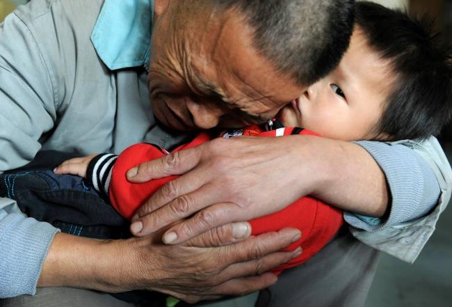 中国 誘拐