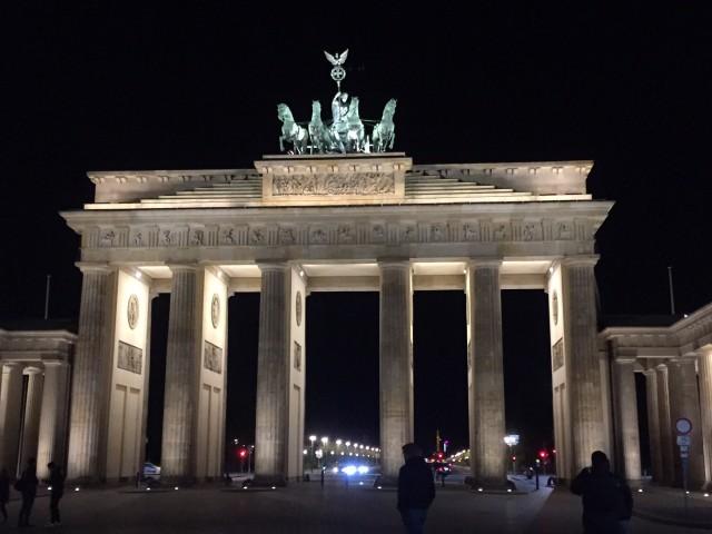ベルリンのテロ対策状況