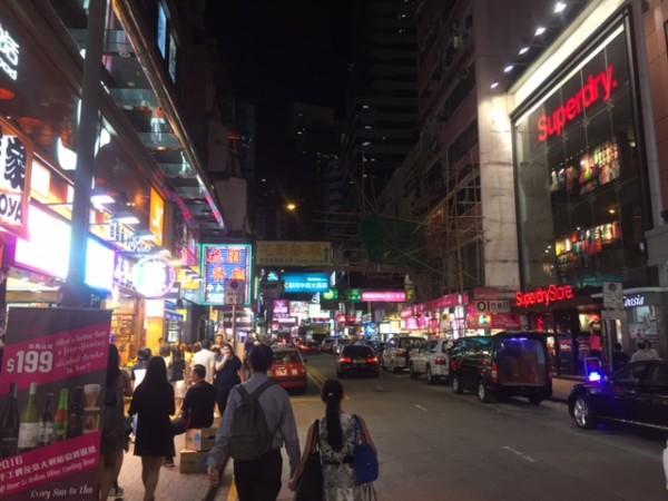 香港テロの可能性ある1
