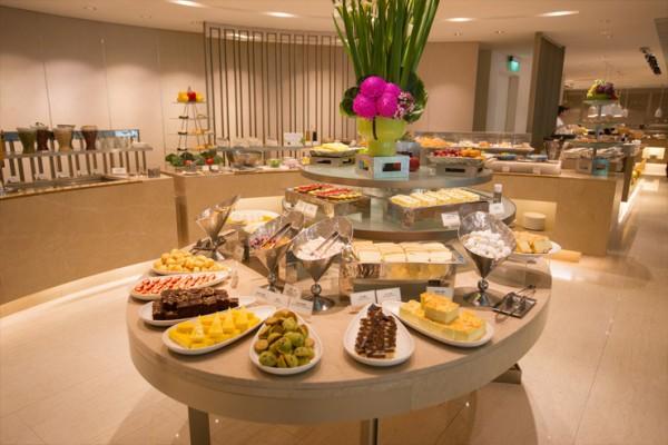 ロイヤルニッコー台北の朝食